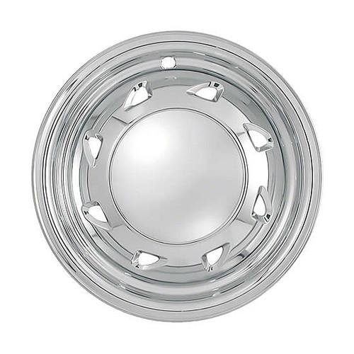 1994-2004 GMC Sonoma Truck Wheel Skin Cover Chrome 15 inch Hubcap