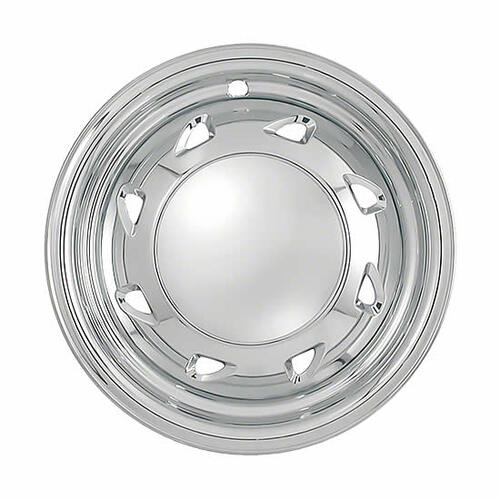1995-2005 GMC Jimmy SUV Wheel Skin Cover Chrome 15 inch Hubcap