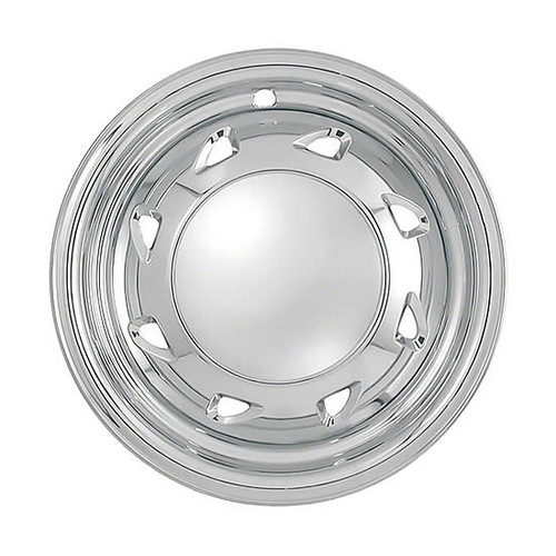 1995-2005 Chevy Blazer SUV Wheel Skin Cover Chrome 15 inch Hubcap