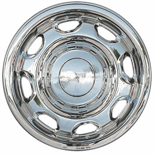 2010-2018 Ford Expedition Wheel Skin Cover 17 inch Chrome Expedition Hubcaps