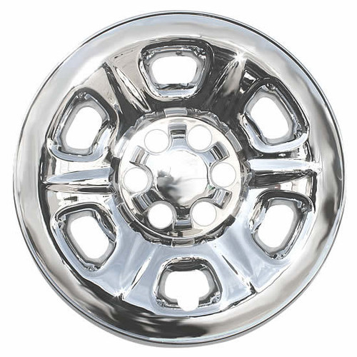 2005 - 2019 Nissan Frontier Wheel Cover Skins New Beautiful 16 inch Chrome Frontier Hubcaps