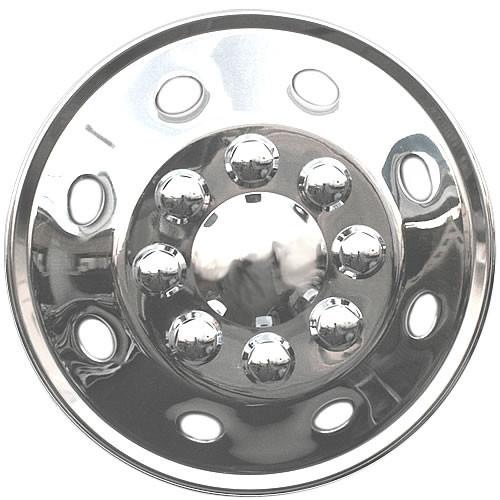 16.5 inch Motorhome Hub Caps Universal RV Wheel Cover ABS 16 1/2 inch RV Hubcap