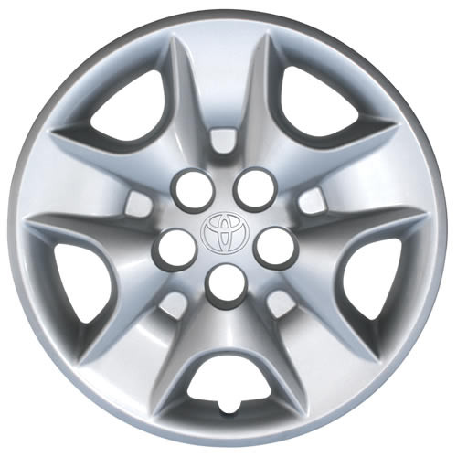 2000 2001 2002 2003 2004 2005 Toyota Celica Hubcaps 15 inch Genuine Toyota Celica Wheel Covers.