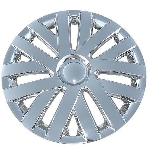 VW Volkswagen 2012-2013 Passat Hub Caps. Chrome Replica 16 inch Passat Wheel Covers.