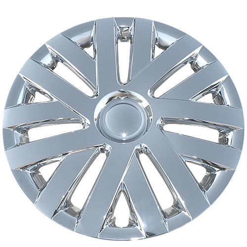 VW Volkswagen 2012-2013 Passat Hub Caps. Chrome Replica 16 inch Passat Wheel Covers.