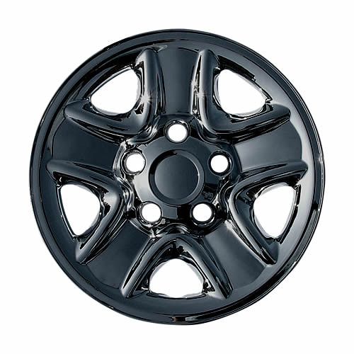 Black 07' 08' 09' 10' 11' 12' 13' 14' 15' 16' 17' 18' Toyota Tundra Wheel Skin Wheel Cover