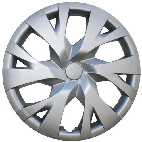 New 2018 - 2019 Yaris Hubcaps Replica 15 inch Silver Yaris Wheel Covers