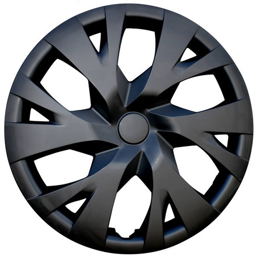 New Black 2018 - 2019 Yaris Wheel Covers Replica 15 inch Yaris Hub Caps