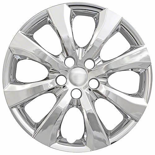 2020 Toyota Corolla Wheel Covers 16 inch Chrome Finish Corolla Hubcap