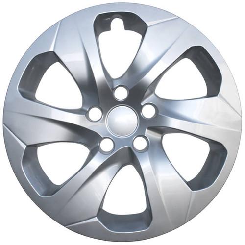 2019 2020 Rav4 Hubcaps New Silver Finish Replica 17 inch Rav4 Wheel Cover Rav 4 LE Model Hub Cap Fits 2019-2021