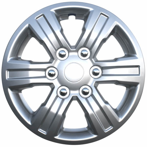 2019 2020 Ford Ranger Hubcaps Silver Finish Ranger Truck Wheel Covers 16 inch