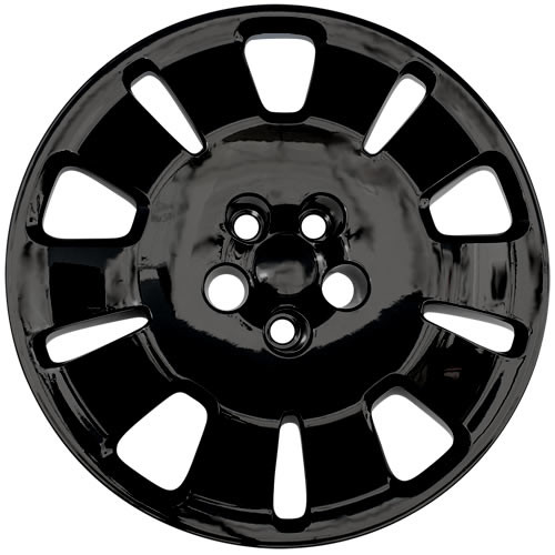 2014 2015 2016 2017 2018 2019 2020 2021 Dodge Ram ProMaster Wheel Covers. New 16 inch Black Replica Bolt-on Hub Cap