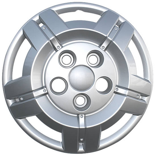 11' 12' 13' 14' 15' 16' 17' 18' 19' 20' 21' Ram ProMaster Hubcaps. New 16 inch 5 Split Spoked Silver Imposter Bolt-on ProMaster Cargo Van Wheel Covers