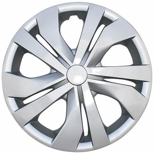 2017 2018 2019 2020 2021 Altima Hubcaps Silver Finish 15 inch Imposter Nissan Altima Wheel Cover