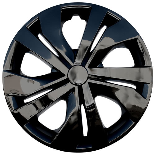 Years 2017 2018 2019 2020 2021 Altima Wheel Covers Beautiful Black Finish 15 inch Replica Nissan Altima Hubcaps