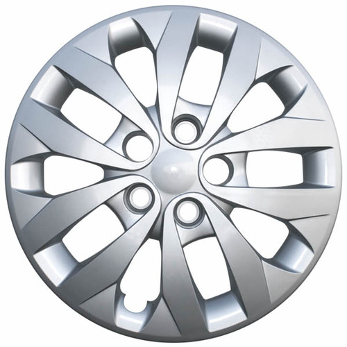 2016 2017 Hyundai Elantra Hubcap. New 16 inch Silver Imposter Bolt-on Wheel Cover