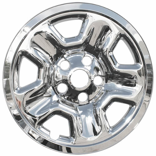 "Brand new 2020 2021 Jeep Gladiator Wheel Skin Cover 17"" Chrome Gladiator Truck Wheel Simulator Hubcap"