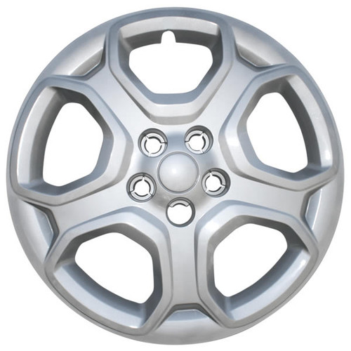Silver Finish 2019 2018 2017 Ford Escape Hubcap Imposter 17 inch