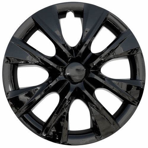 2014 2015 2016 2017 2018 2019 Corolla Hubcap 15 inch Wheel Cover with a Beautiful Black finish.