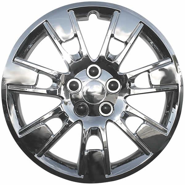 "Set of 4 16/"" Chrome Toyota Corolla hubcaps 2015-2016 Replica Wheel Covers"