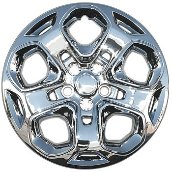 457 Series Ford Fusion 17 Chrome Upgrade Hubcap Set//4 Part # 457-17C