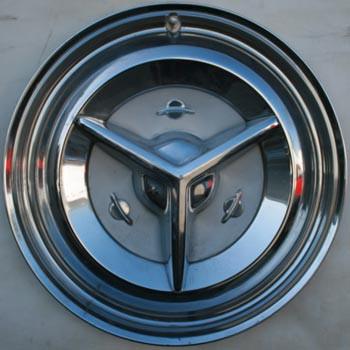 Used Dodge Caravan >> 1956 Olds Fiesta Hubcap - Used Hubcaps Used Wheel Covers Hub Cap Mike Vintage Classic Car