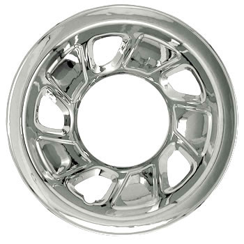 one 1992 to 1996 Ford F150 pickup Bronco bolt on hubcap center cap
