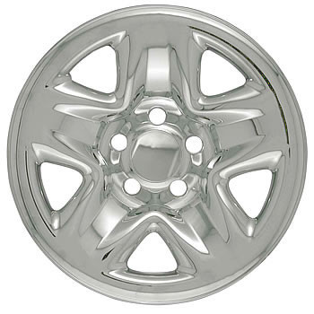 Town And Country Toyota >> 2001-2002 Tacoma Wheel Skins 2003-2004 Tacoma Hubcaps Truck Wheelskins Chrome Wheels