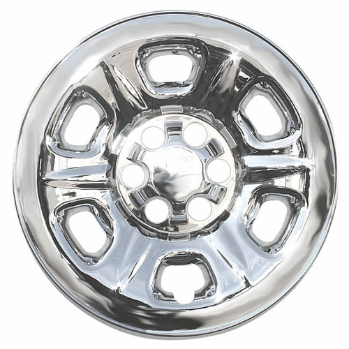 New 2006-2018 Nissan Frontier Wheel Skins Chrome Hubcaps ...