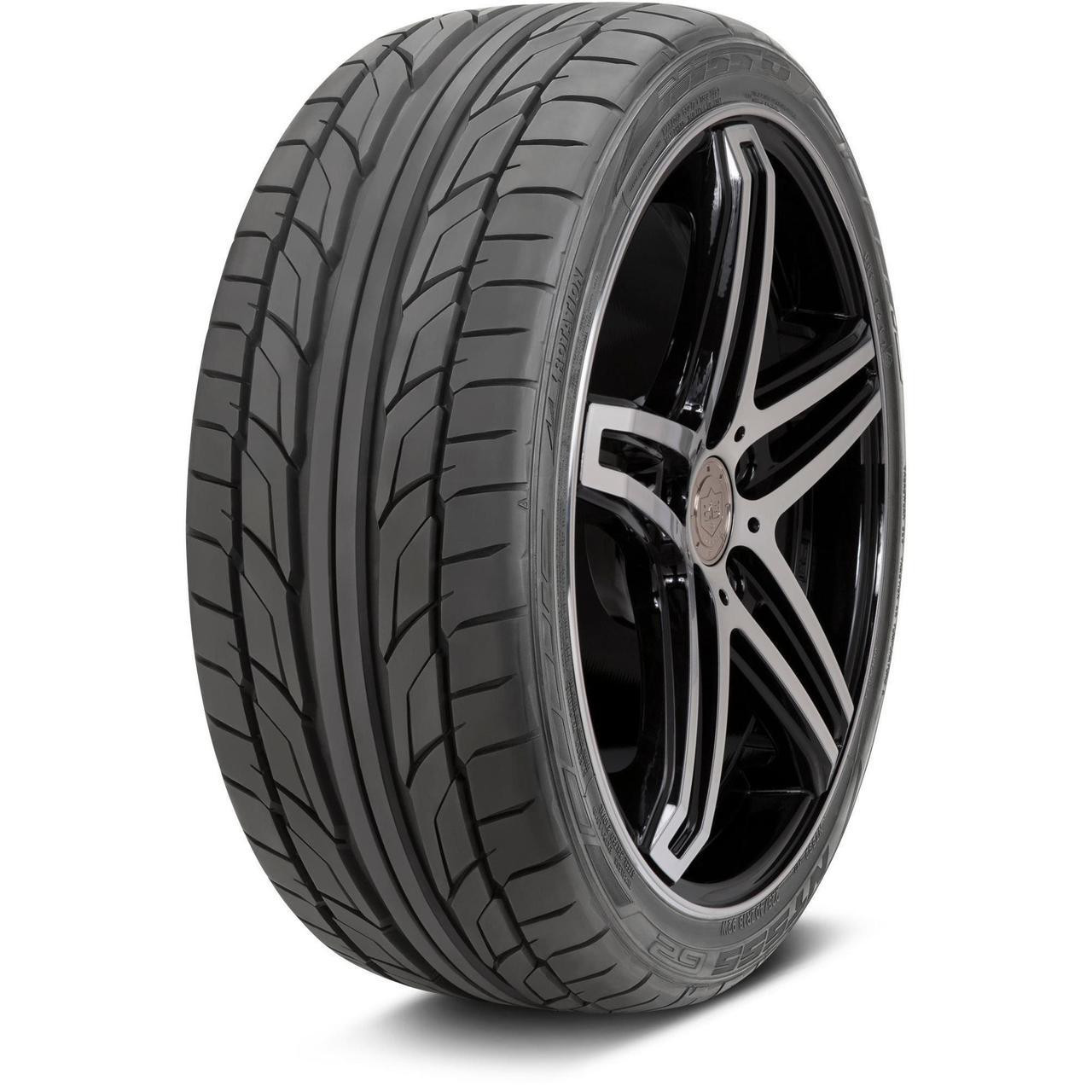 Nitto NT555 G2 Performance Radial Tire 255//40ZR17 98W