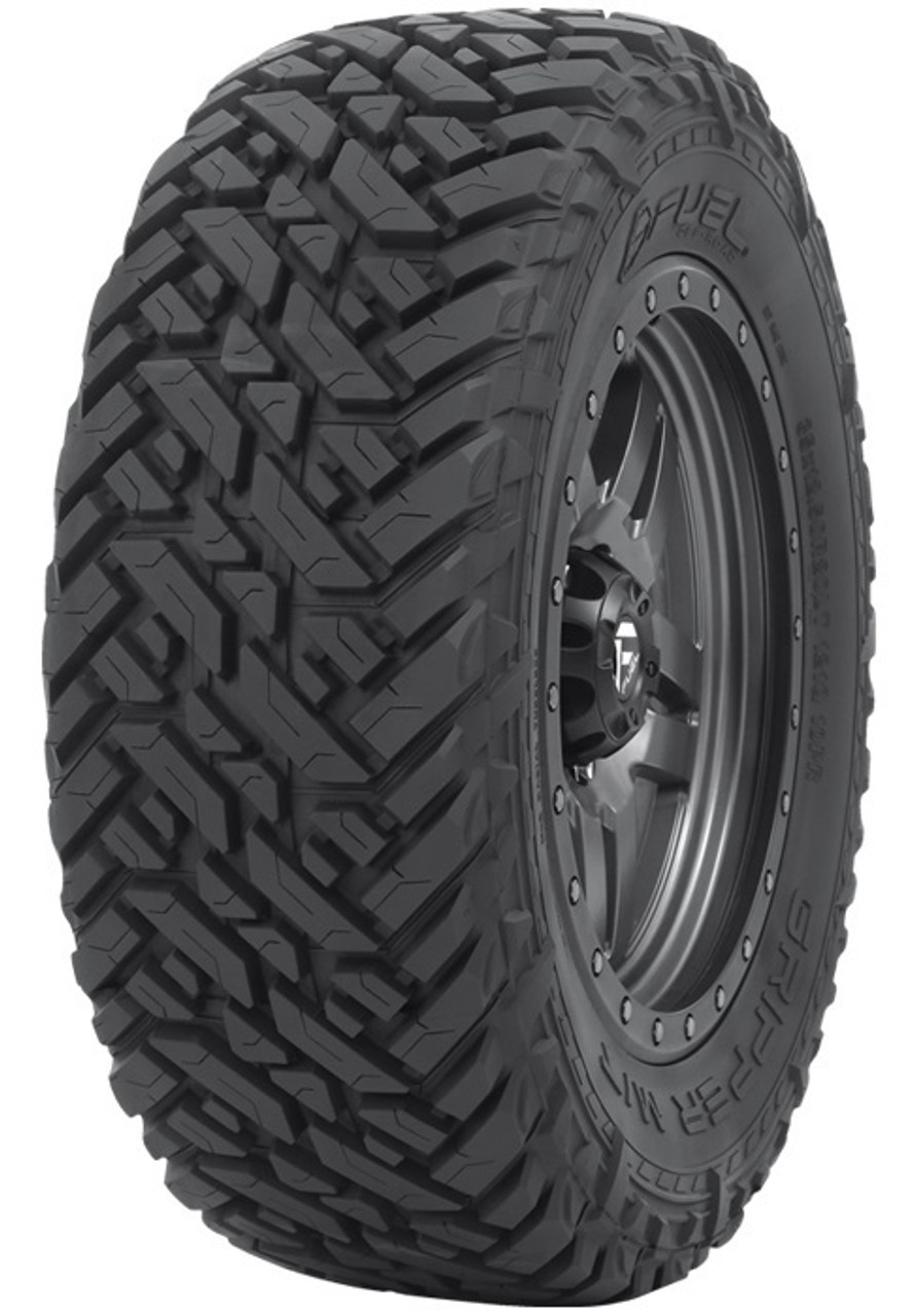 Cheapest Tires Online Free Shipping >> FUEL OFF ROAD TIRES® Gripper MT 345x55R20 Tires ...