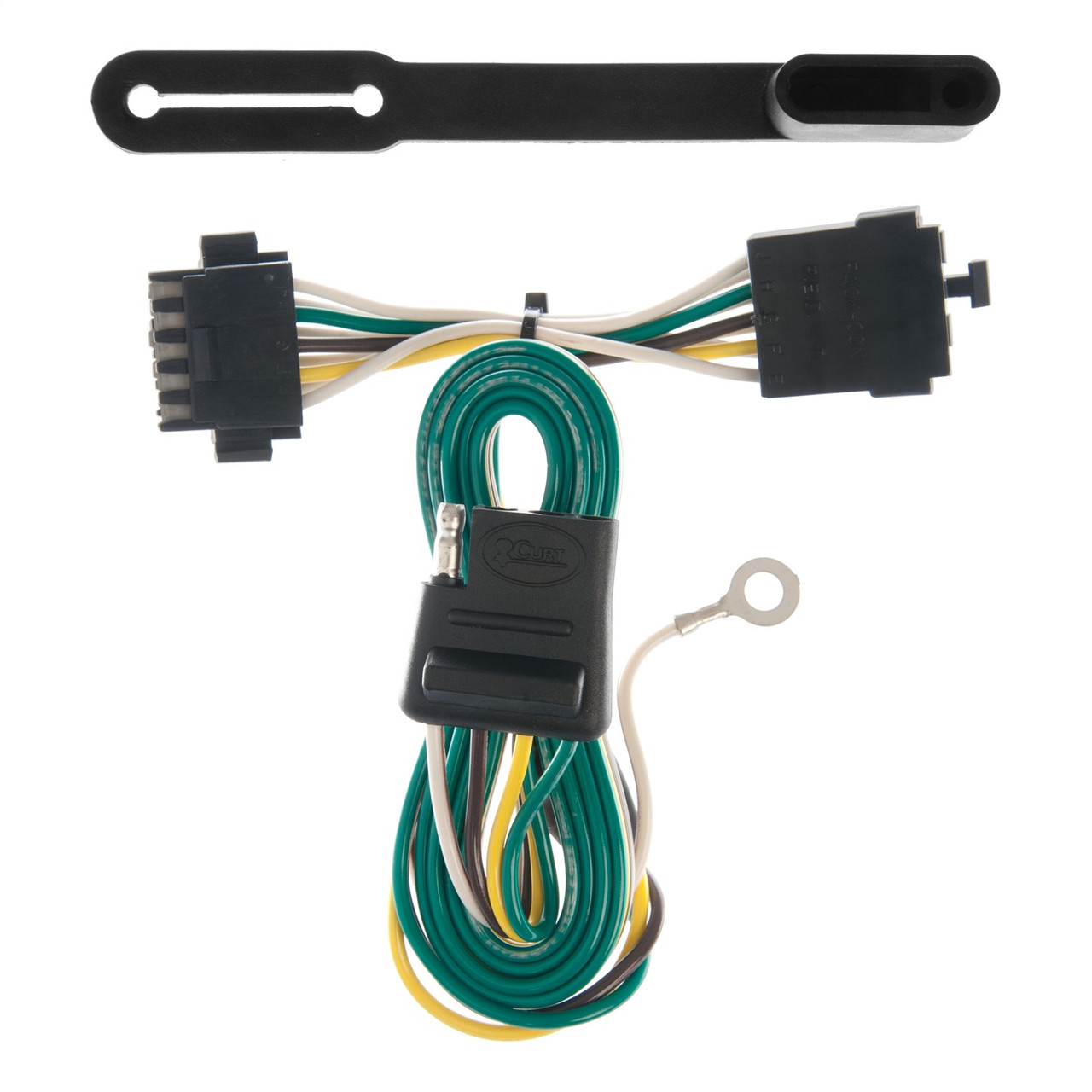 custom wiring harness for s10 curt   55318 custom wiring harness  curt   55318 custom wiring harness
