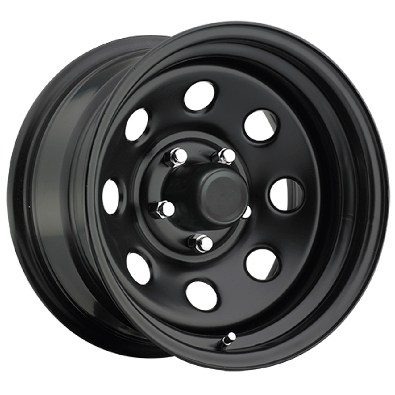 15x8//5x5.5 Pro Comp Steel Wheels Series 97 Wheel with Gloss Black Finish