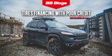 Tires Financing With Poor Credit