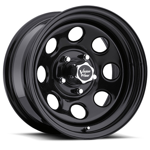 Pro Comp 51-5885 51 Series 15x8 Wheel 5x5.5 Bolt Pattern Gloss black