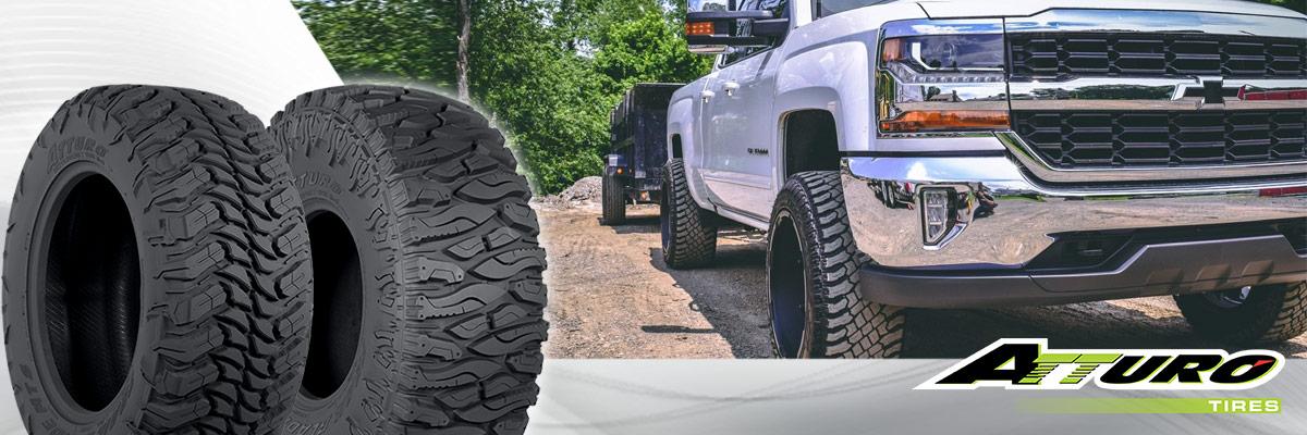 Atturo Tires Web Banner