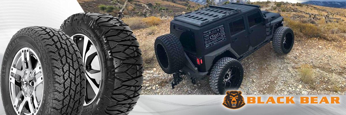 Black Bear Tires Web Banner