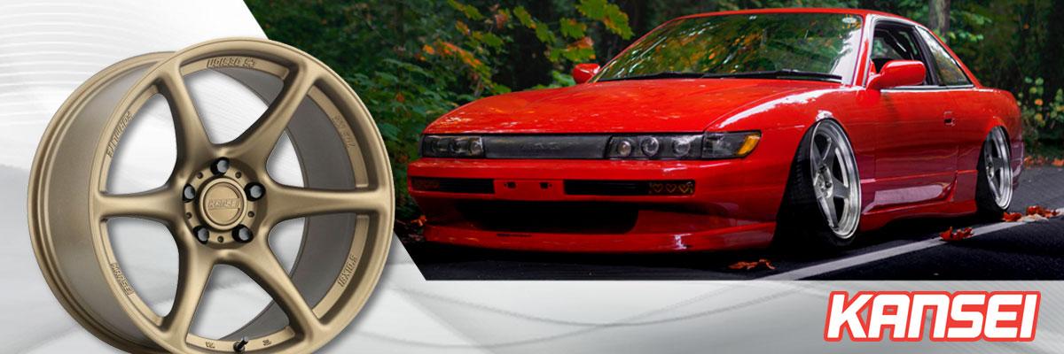 Kansei Wheels Web Banner
