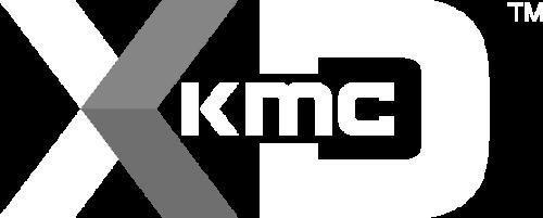 XD Series Wheels logo white