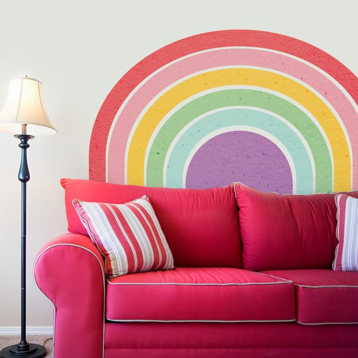 Rainbow  Decal Sticker Set