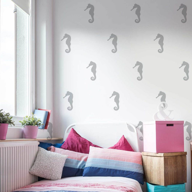 Seahorse Decal Set by Chromantics