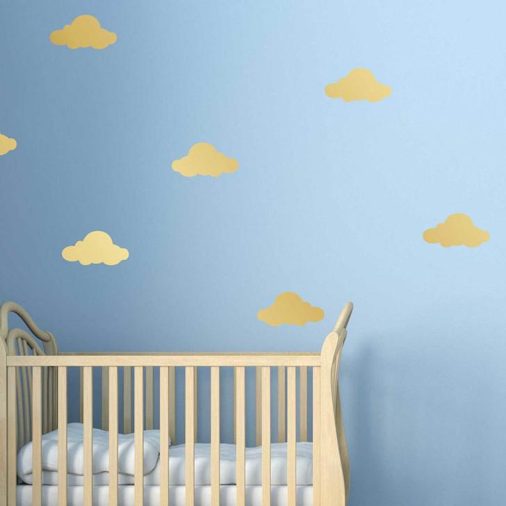 Golden Cloud Decal Set by Chromantics