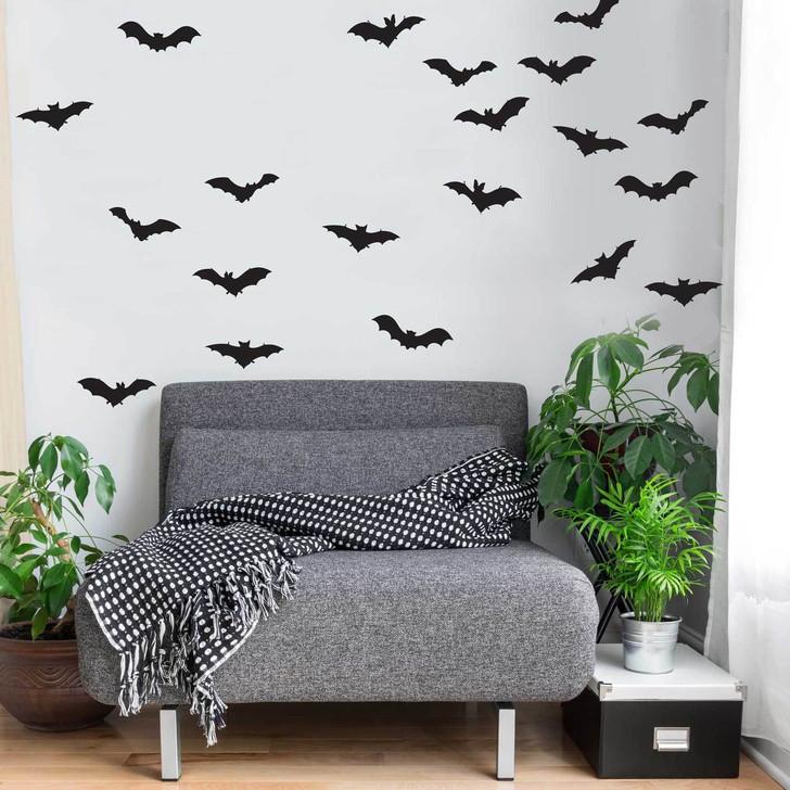 Flying Bats Decal Set by Chromantics