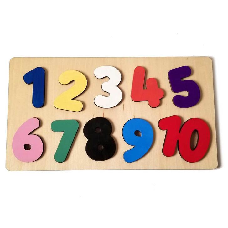 Number Puzzle by Chromantics