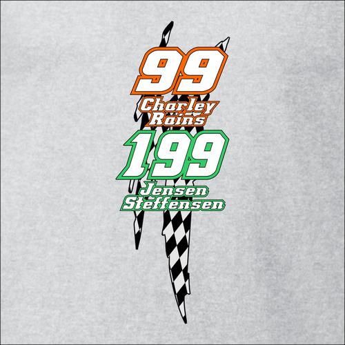 Charley Rains / Jensen Steffensen Combo 2019 T-Shirt