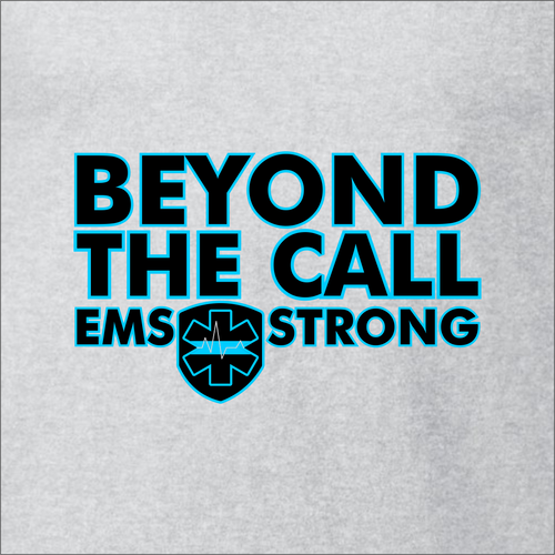 EMS - Beyond the Call T-Shirt