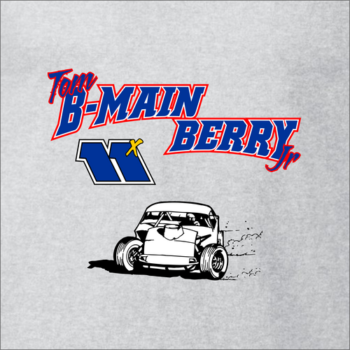 "Tom ""B-Main Berry"" Jr T-Shirt"