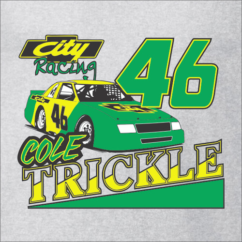 Cole Trickle - City Chevy T-Shirt
