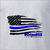 #CrimeSUX Flag - Siouxland Scanner  T-Shirt