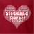 Heart Word Art - Siouxland Scanner  T-Shirt